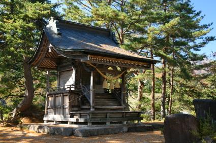 Temple-satori