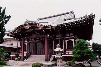 usui-hayashi / Temple Saihoji